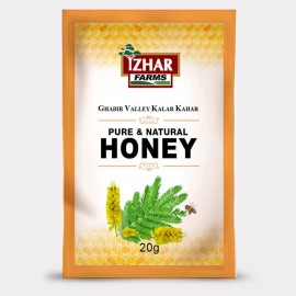 Pack of 12 Honey Sachets (Pure & Natural)